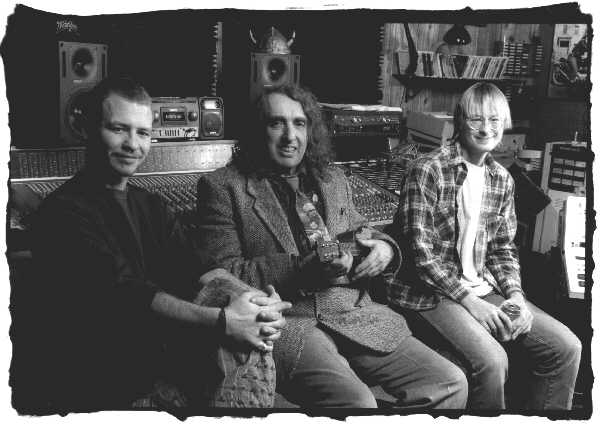 Sediments and Tiny Tim, 1993